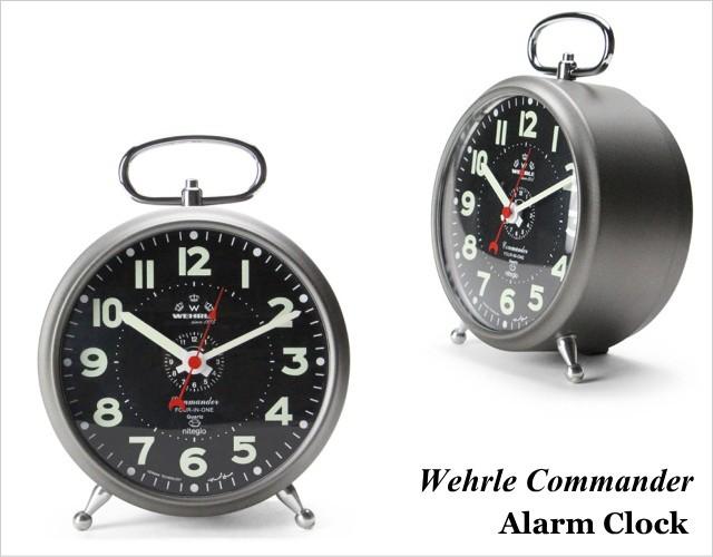 目覚まし時計 アラームクロック