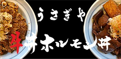 牛丼・ホルモン丼