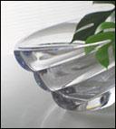 【NARUMI GLASS WORKS】(ナルミ グラス ワークス)「フラワーベース」