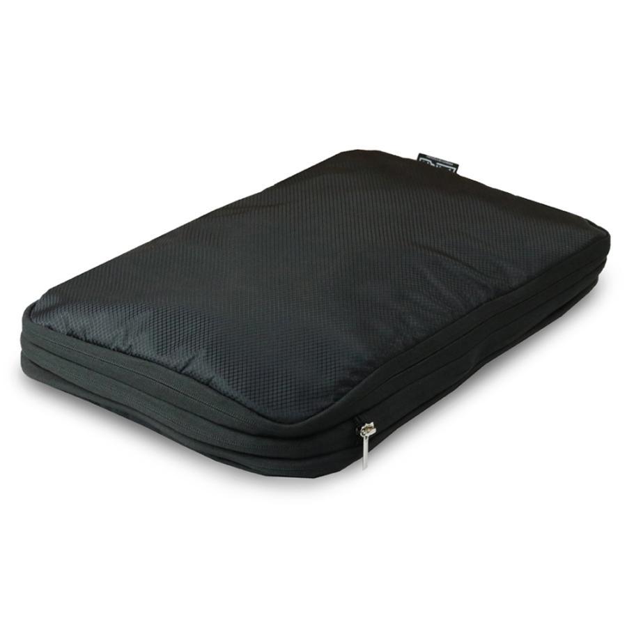 圧縮バッグ 圧縮袋 衣類スペース最大60%節約 4サイズ 旅行 トラベルグッズ 出張 旅行 便利グッズ 海外旅行 靴下 収納 タオル ポーチ VORQIT|nact|11