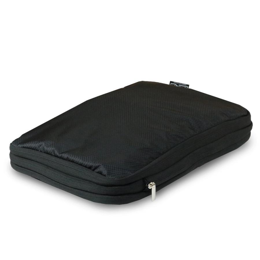 圧縮バッグ 圧縮袋 衣類スペース最大60%節約 4サイズ 旅行 トラベルグッズ 出張 旅行 便利グッズ 海外旅行 靴下 収納 タオル ポーチ VORQIT|nact|12