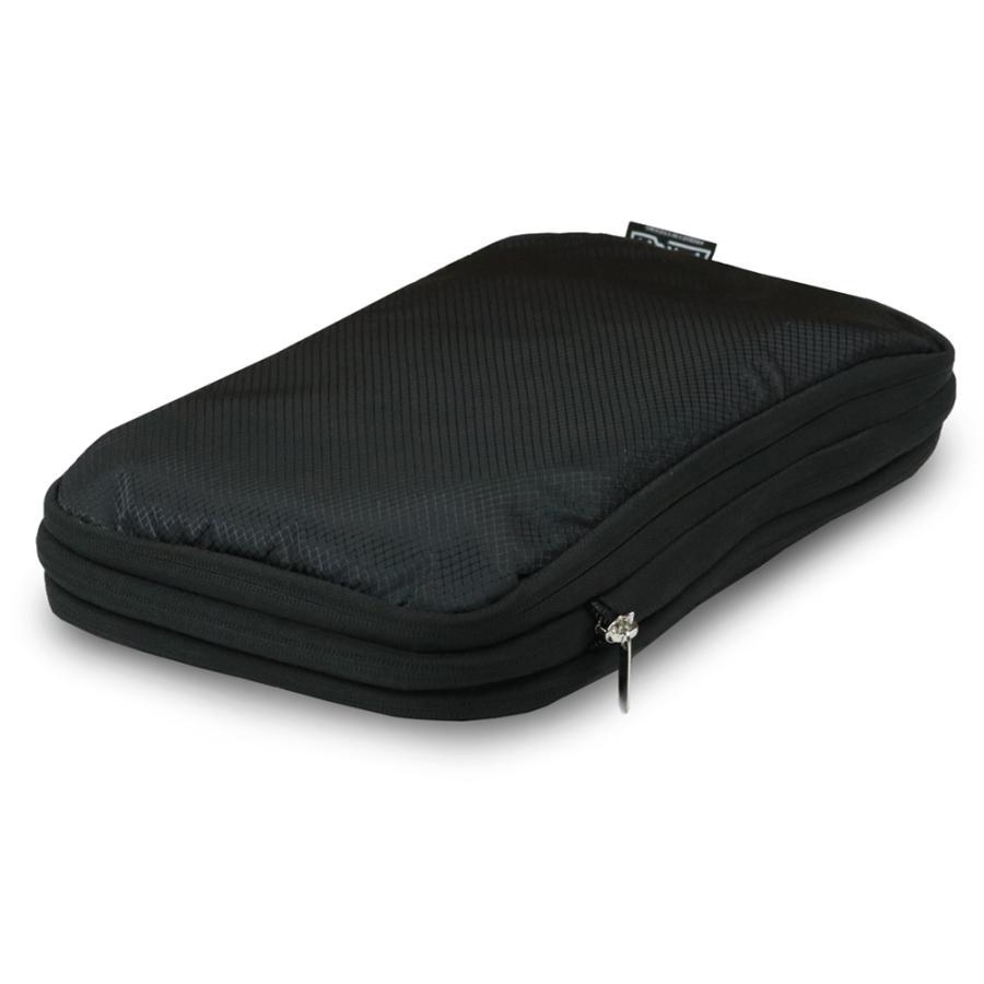 圧縮バッグ 圧縮袋 衣類スペース最大60%節約 4サイズ 旅行 トラベルグッズ 出張 旅行 便利グッズ 海外旅行 靴下 収納 タオル ポーチ VORQIT|nact|13