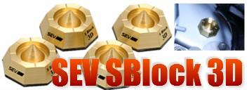 SEV セブ Sブロック3D