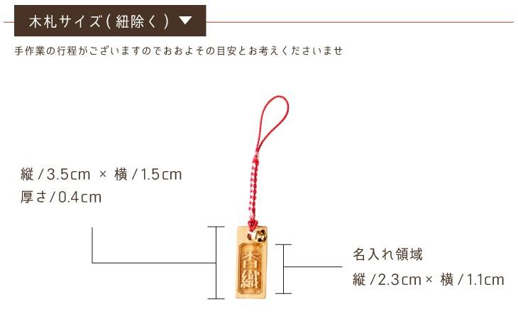 ぷちかわ木札ストラップ9-1