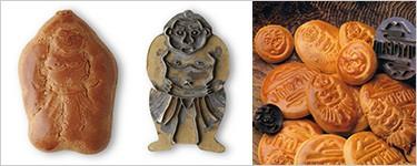 昔ながらの和菓子