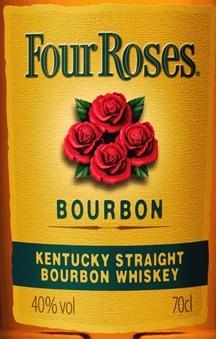 フォアローゼズ 40度 バーボンウイスキー