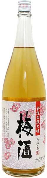 白玉醸造 彩煌(さいこう) 梅酒 14度 1800ml