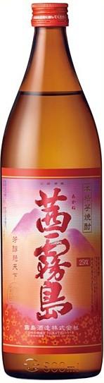 宮崎県 霧島酒造 芋焼酎 茜(あかね)霧島 900ml