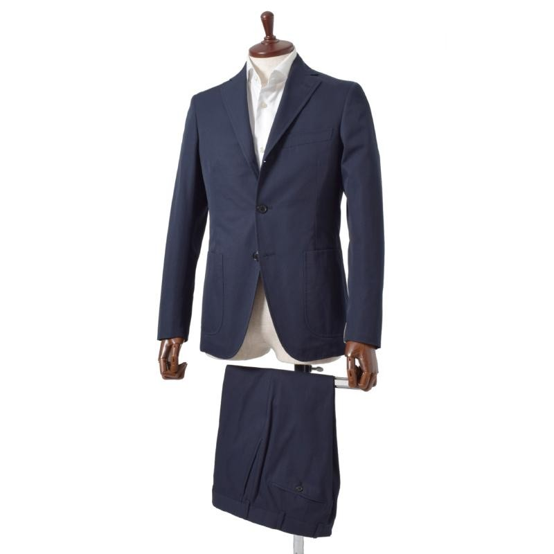 Belvest スーツ