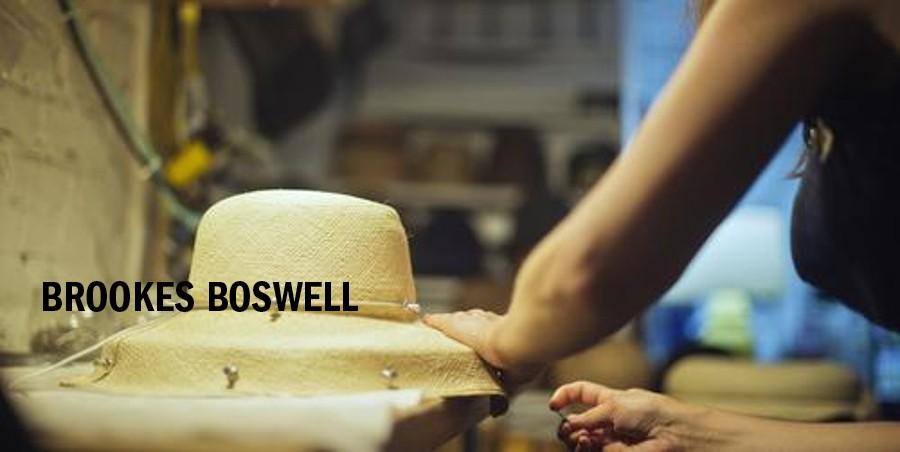 brookesboswell ブルックスボズウェル