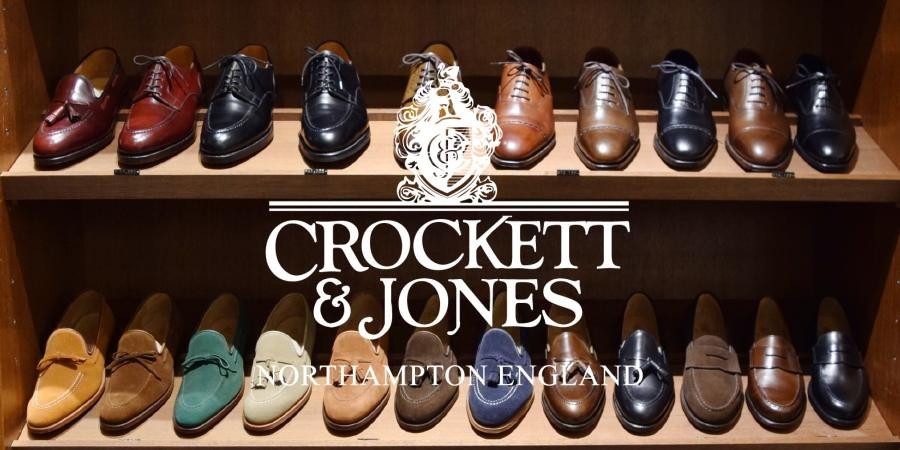 Crockett&Jones Men's メンズ