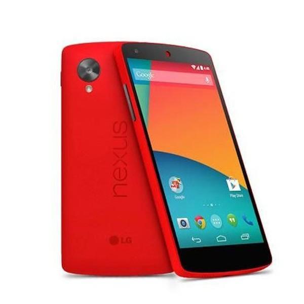 新品 未使用 Google Nexus5本体 LTE版 32GB LG-D821 ブラック ホワイトレッド 海外SIMシムフリー版 携帯電話 4G LTE 【当社90日保証】|nakanokoubou|07