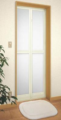アルミ浴室ドア