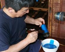 石川県の山中漆器で培われた「塗りの技術」