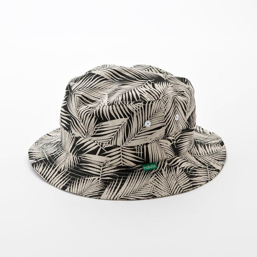 バケットハット 帽子 大きいサイズ nakota ナコタ ボタニカルリーフ ハット メンズ レディース|nakota|16