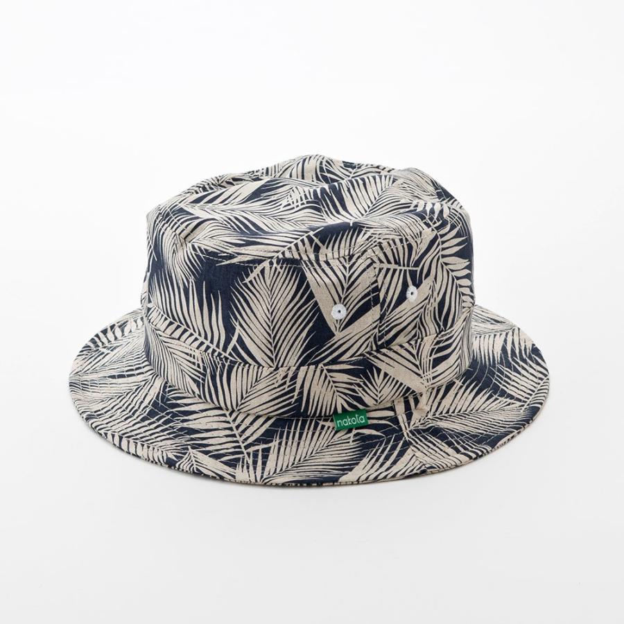 バケットハット 帽子 大きいサイズ nakota ナコタ ボタニカルリーフ ハット メンズ レディース|nakota|17