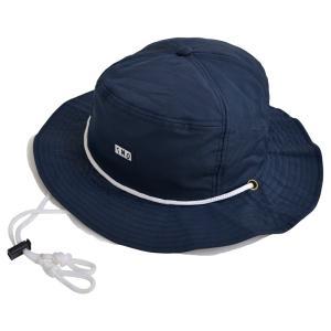 ナイロン パッカブル ハット 帽子 メンズ レディース サファリハット サーフハット turn me on ターンミーオン ギフト プレゼント|nakota|07