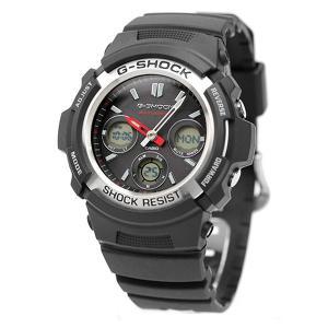 20日当店なら!最大22倍 G-SHOCK Gショック 電波ソーラー AWG-M100 電波 ソーラー アナデジ 腕時計 ブラック|nanaple|04