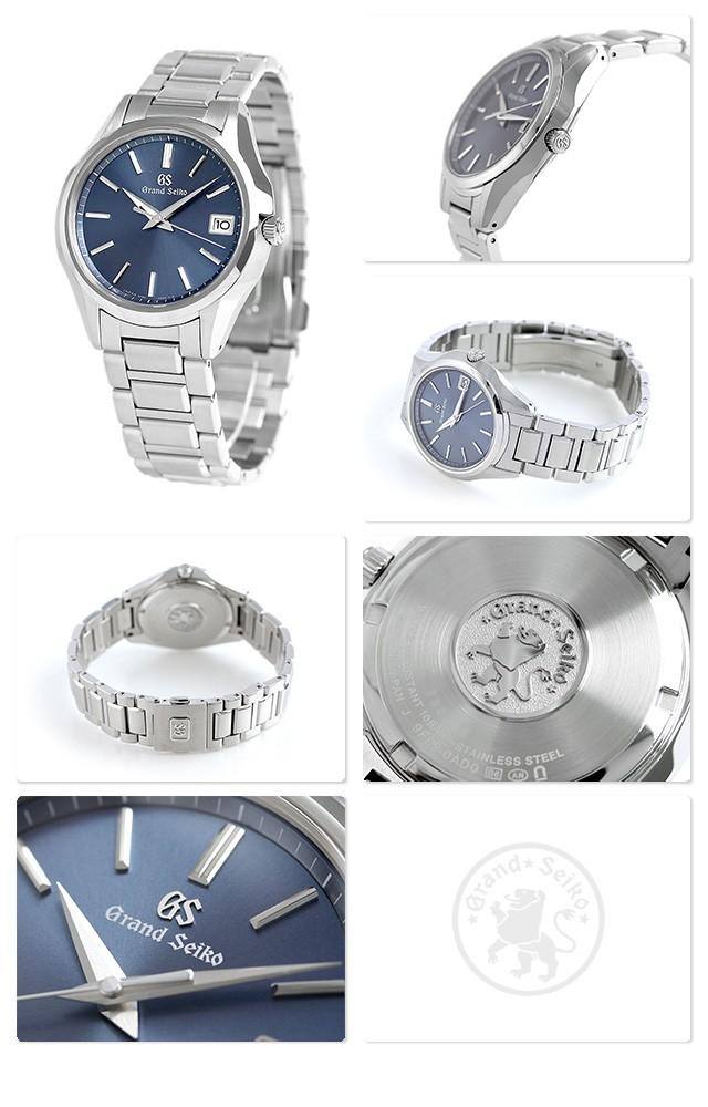 finest selection 470ca 027d3 今ならポイント最大30倍! グランドセイコー SBGV235 セイコー 腕時計 メンズ 9Fクオーツ 39mm GRAND SEIKO 時計  :SBGV235:腕時計のななぷれ - 通販 - Yahoo!ショッピング