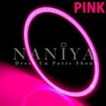 面発光LEDリング ピンク