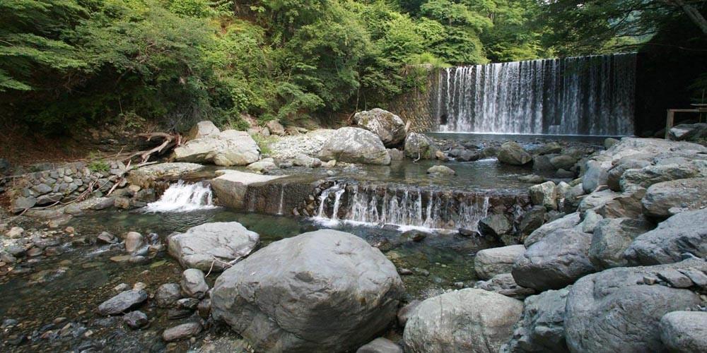 河川の場合は単純だ。ずばり流れがしっかりとある場所を選ぼう。
