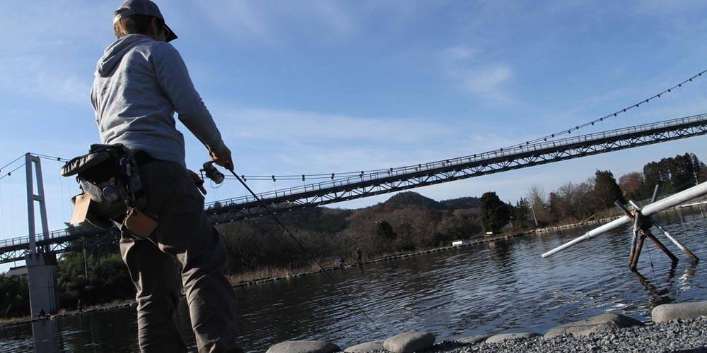 初心者必見!管理釣り場でのルアー釣りは簡単で誰でも楽しめる!