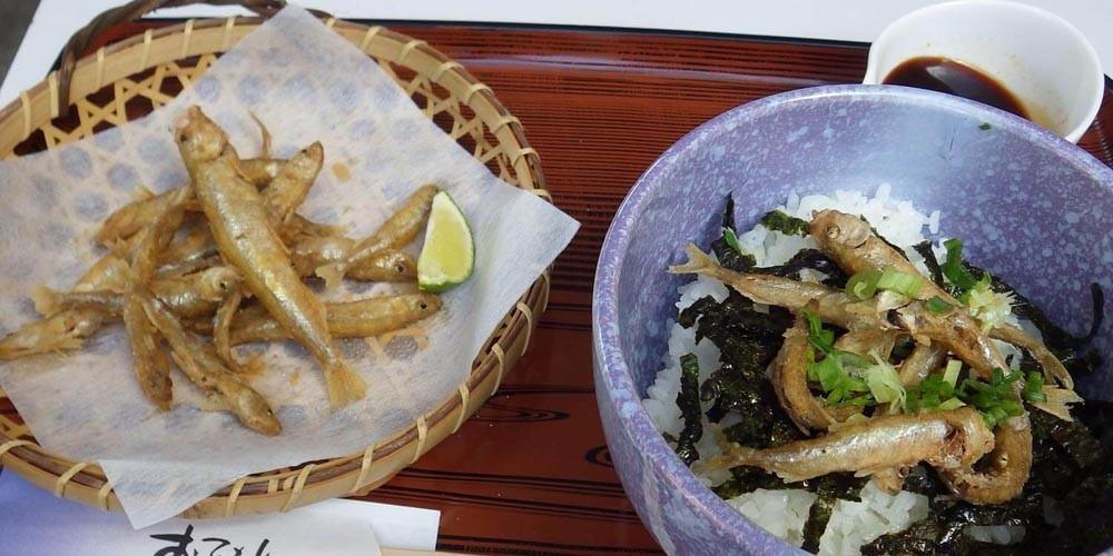 ワカサギを美味しく調理!サックリ食感の「ワカサギの天ぷら」