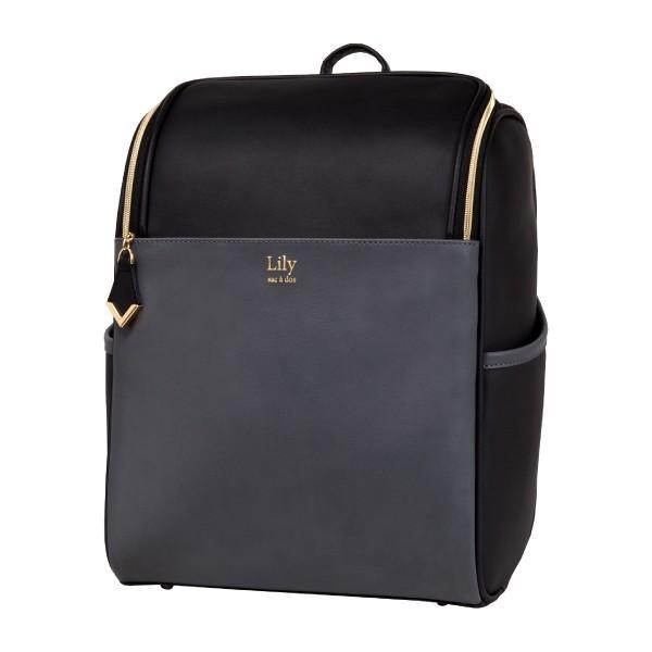 リュック レディース 大容量 バッグ リュックサック 大人リュック 通勤 通学 マザーズバッグ 軽い 軽量 おしゃれ 黒 カバン 鞄 かわいい Lily ndos 20