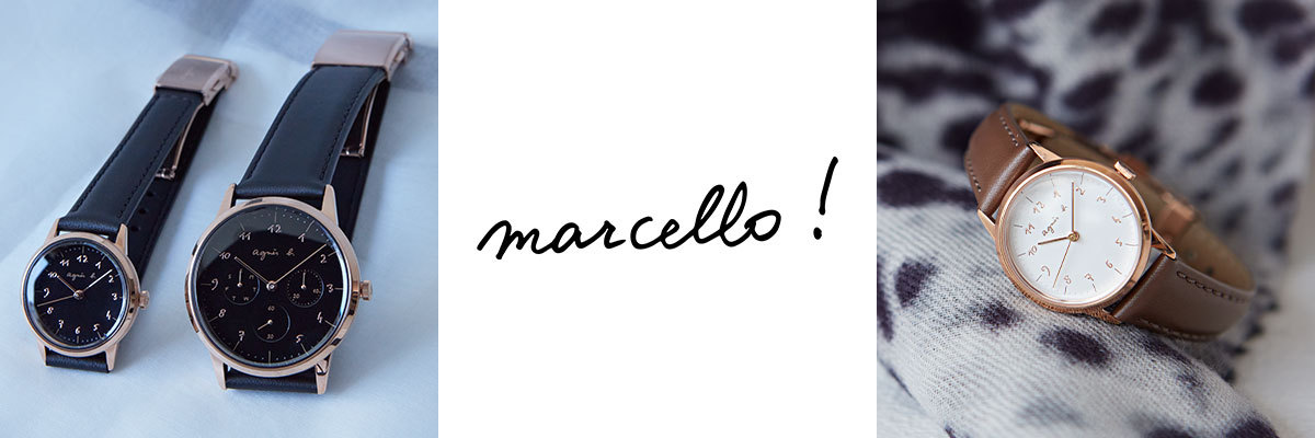 agnes b -アニエスベー - marcello