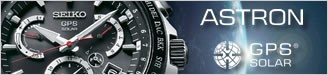 世界初、GPSソーラーウォッチ! ASTRON
