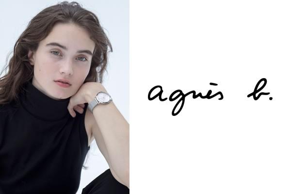 agnes b アニエスベー