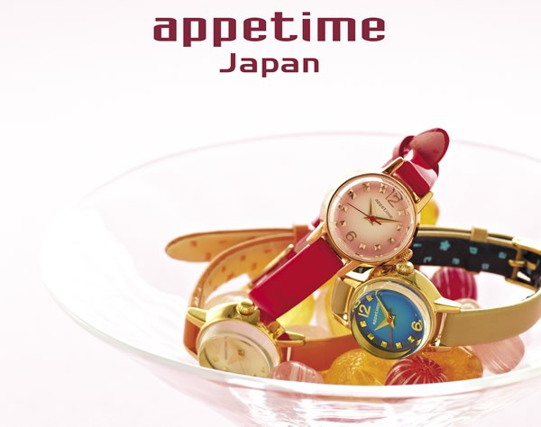 appetime アピタイム 腕時計