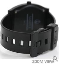 NIXON 腕時計 ニクソン TIME TELLER P NA119000-00 ブラック ベルト