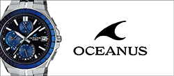 CASIO 腕時計 OSEANUS オシアナス