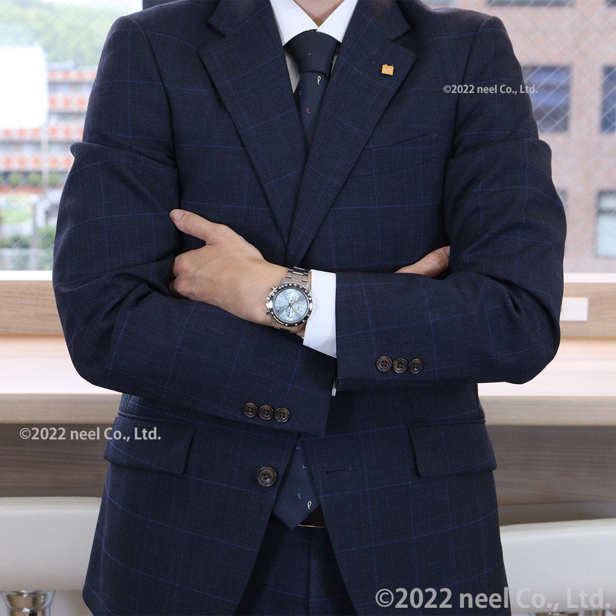 a9a72b32ad セイコー セレクション SEIKO SELECTION 腕時計 メンズ クロノグラフ SBTR029