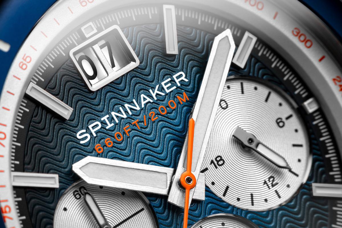 SPINNAKER – スピ二カー ‐ ハイドロフォイル