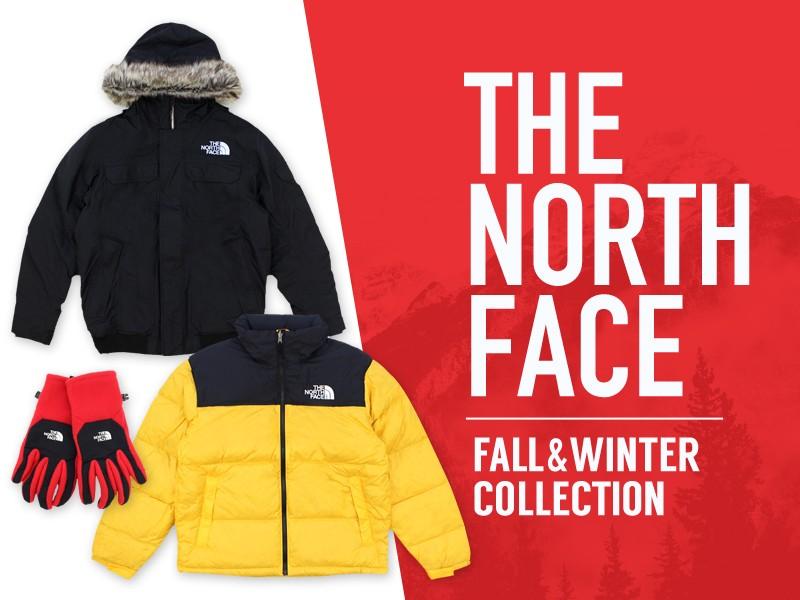 THE NORTH FACE特集