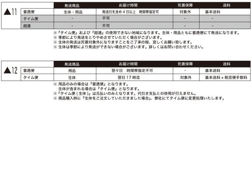 航空便手数料 詳細3