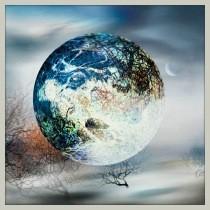 「青い球体」