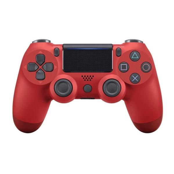 PS4 ワイヤレス コントローラー プレステ 4 Playstation 4 互換品 PS4 Pro 対応 無線 加速度 振動 重力感応 6軸機能 高耐久ボタン|netdirect|15