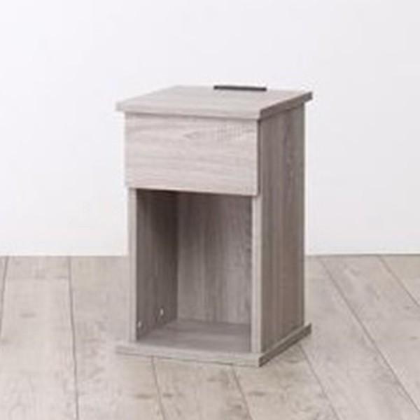 サイドテーブル おしゃれ 北欧 木製 eskeep エスキープ ナイトテーブル 幅30 ソファテーブル 人気 コンセント付き 収納 引出しタイプ|netshop-edgyy|21