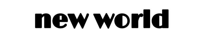 new world ロゴ