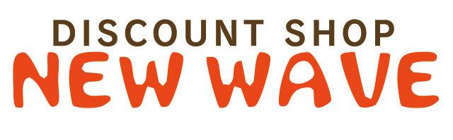 new wave shop ロゴ