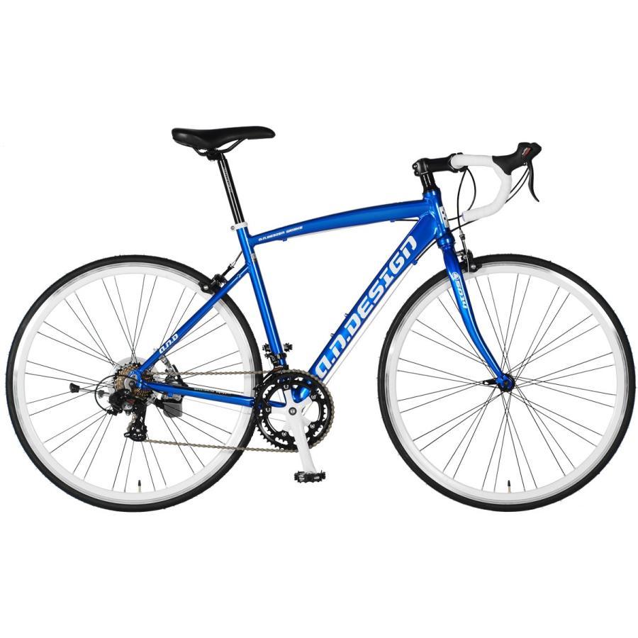 自転車 ロードバイク 初心者 700c 自転車 本体 軽量 アルミ STI 14段変速 お客様組立 アウトレット a.n.design works 5014AL|nextbike|21