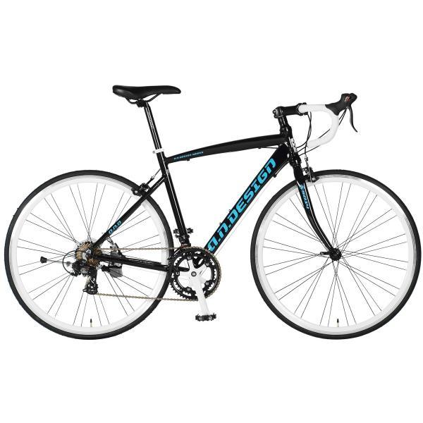 アウトレット a.n.design works 5014AL 自転車 ロードバイク 本体 軽量 アルミ STI 14段変速 カンタン組立 バルブアダプタープレゼント nextbike 22