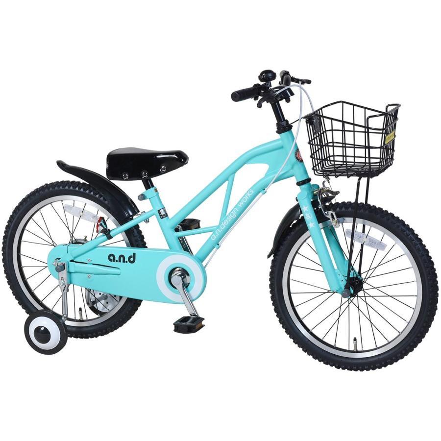 子供用 自転車 16インチ 本体 男 女 おしゃれ キッズ 100~120cm 3歳 4歳 5歳 6歳 お客様組立 アウトレット a.n.design works REX16 レックス nextbike 17