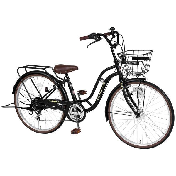 子供用 自転車 24インチ 本体 小学生 男の子 女の子 ギアあり 変速 おしゃれ 130~150cm 7歳以上 カンタン組立 アウトレット a.n.design works SL246HD|nextbike|19