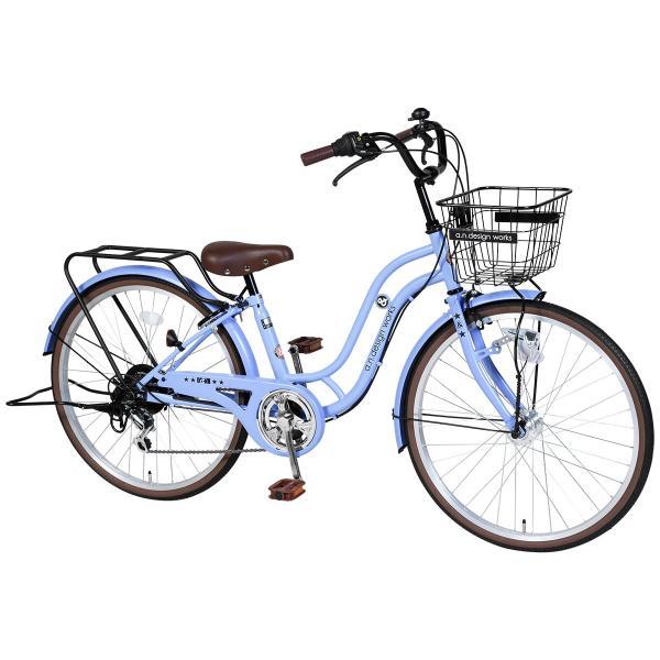 子供用 自転車 24インチ 本体 小学生 男の子 女の子 ギアあり 変速 おしゃれ 130~150cm 7歳以上 カンタン組立 アウトレット a.n.design works SL246HD|nextbike|20