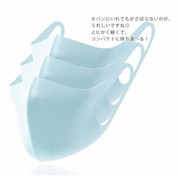 5枚入り マスク 夏用マスク 接触冷感 冷感マスク ひんやり 涼しいマスク クール 冷たい 洗える 布マスク 大人用 薄い 通気性 UVカット 蒸れない|ngytomato|26