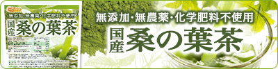 国産桑の葉茶
